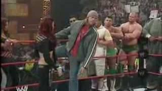 RAW superstars and Eric Bischoff part 2