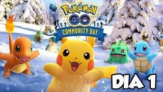 ESTÁ FÁCIL PEGAR SHINY? COMU DEZ - Pokémon Go | Capturando Shiny (Parte 32)
