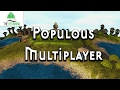Populous: The Beginning Online Multiplayer Gameplay - Sub Zero + Shadow v Athena + Rbw [2v2 4 Walls]