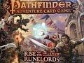 Следопыт Настольная Карточная Игра (Pathfinder Adventure Card Game) Часть 1. Расклад игры