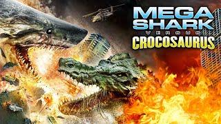 Mega cápa vs. óriás krokodil