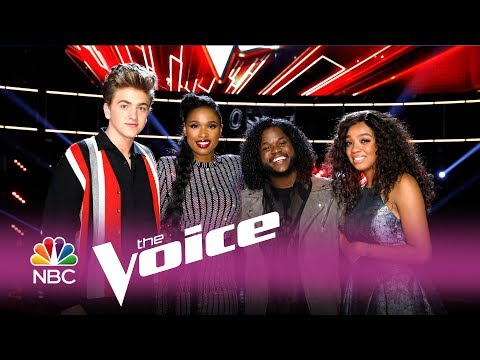 The Voice 2017 - Coach Chat: Jennifer and her Team (Digital Exclusive)