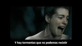 I Dreamed a Dream - Les Misérables - Anne Hathaway - Sub. Español