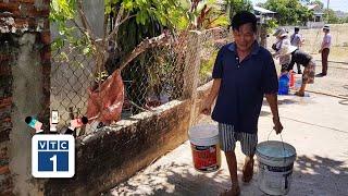 """Phú Yên: Vùng hạn """"đón"""" nước"""