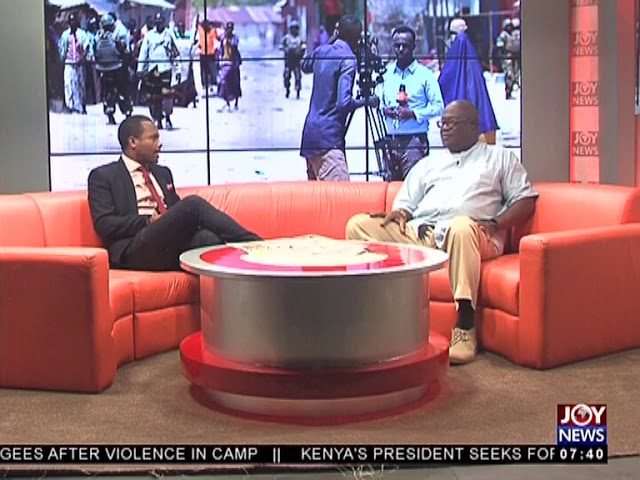 World Press Freedom Day - AM Talk on JoyNews (3-5-18)