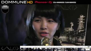 Galcid live at Dommune - Tokyo Japan celebrating the record release...