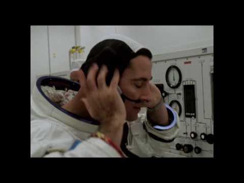 """Last Man On The Moon"":   Preparing For The Flight"