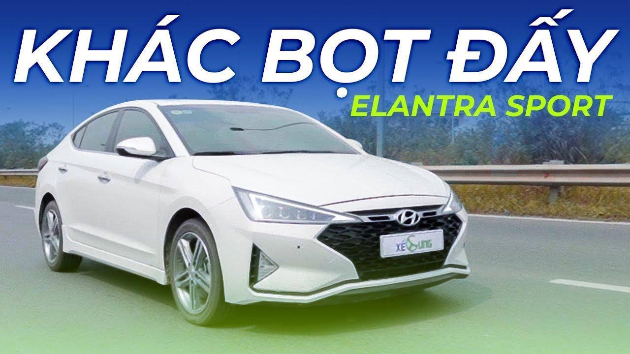 800 triệu mua xe gì? Hyundai Elantra Sport 2020: Rất gì và này nọ! | Xế Cưng