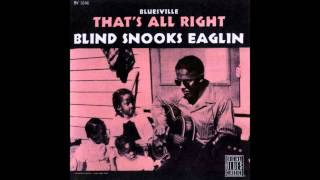 Blind Snooks Eaglin - The Walkin