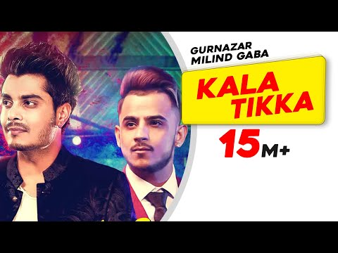 Kala Tikka (Full Song) | Gurnazar feat Milind Gaba | Latest Punjabi Song 2016 | Speed Records thumbnail