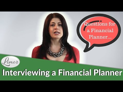 FINDING A FINANCIAL ADVISOR OR PLANNER  | Financially Fabulous