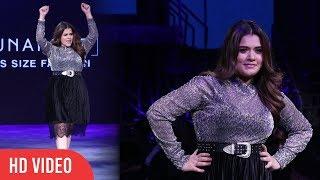 Shikha Talsania Ramp Walk For JUNA ROSE | High Street Fashion Show