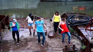"""Damian Marley - Set Up Shop"" Choreography by Alexander Nikiforov"