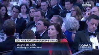 Bob Woodward and Carl Bernstein BLAST Trump At 2017 WHCA Dinner