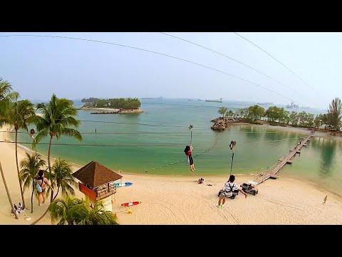 megazip-adventure-park-zipline-on-sentosa-island,-singapore