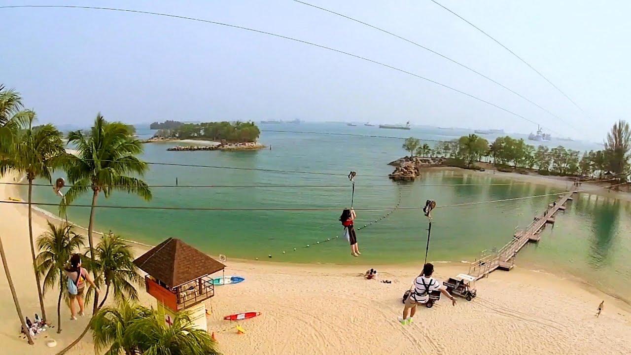Singapore Tour with Santosa Island | Rayna Tours