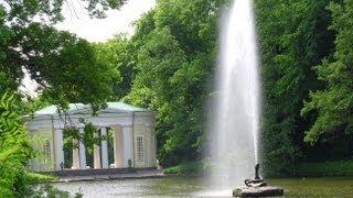 видео Парк Софиевка.
