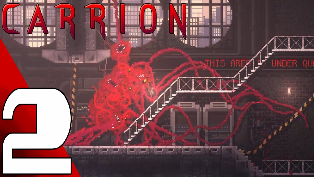 Carrion Full Game Gameplay Walkthrough Part 2 No Commentary