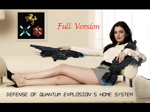 Quantum Explosion -Defense Home System - full version [EVE Online]