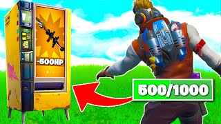 HP Wars Modus in Fortnite Battle Royale!