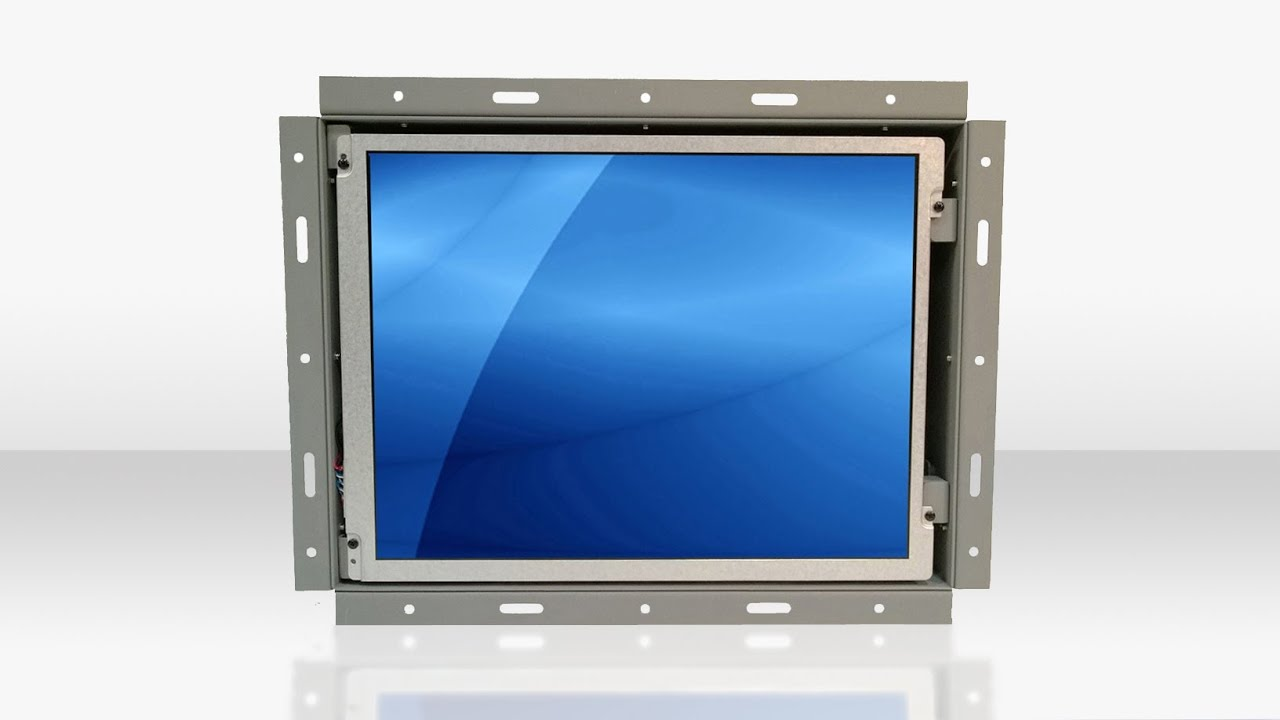 PM6104  104 inch LED LCD open frame monitor for