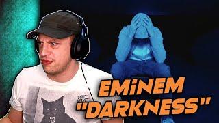 Eminem - Darkness REACTION!!   Brit REACTS to Hip-Hop!!!