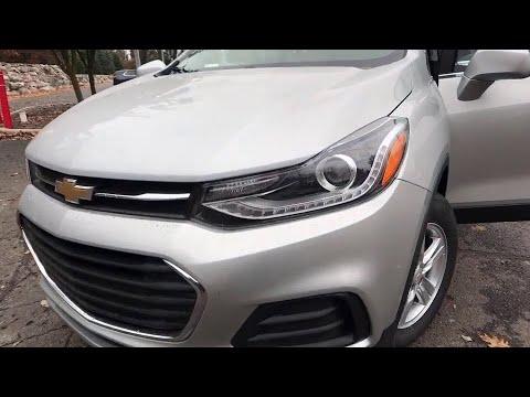 2018 Chevrolet Trax Clarkston, Waterford, Lake Orion, Grand Blanc, Highland, MI 181173