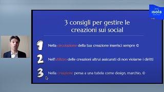 Social media e gestione dei contenuti w/ Avvocato Andrea Maria Mazzaro