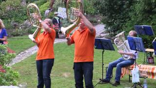 slavonicka polka Blasorchester Flöha