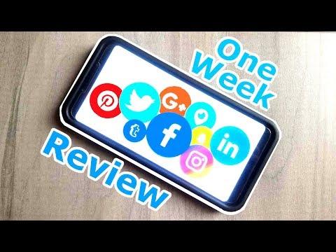 Blu Studio Mega 2018 - One Week Review - Apps and Multitasking