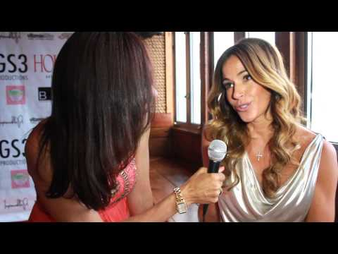 SKIN 2013 - Exclusive Interview with Former Real Housewife Kelly Killoren Bensimon!