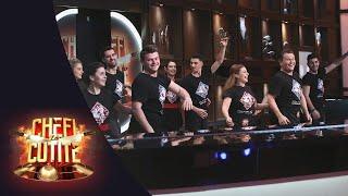 Familia lui Nea Mărin, show în bucătărie. După un dans, jurații au parte de amenințări!