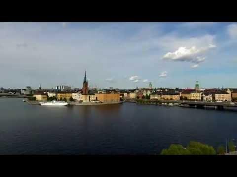 Euro-Trip Step 4 : Copenhaguen-Stockholm