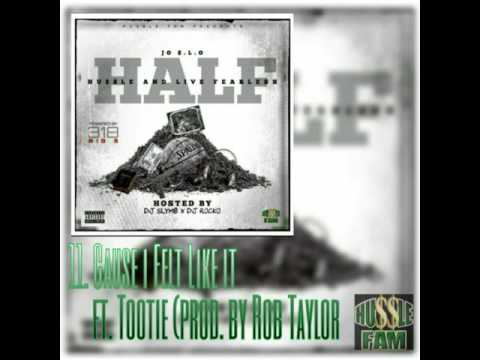 11. Cause i Felt Like it ft. Tootie (prod. by Rob Taylor