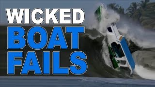 Best Boat Fails | Best Boat Crashes