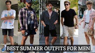 55+ 🔥BEST SUMMER Outfits for Men    Mensoutfit    Men's fashion  #Fashion,#Mens,#Fashionweek