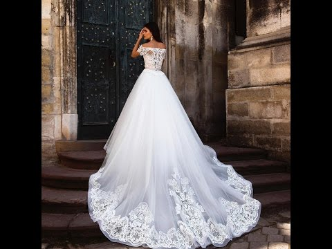 Свадебное платье своими руками. Примерка. Часть 2.