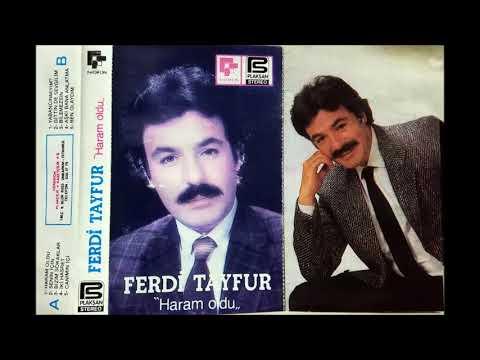Ferdi Tayfur - Haram Oldu Full Albüm 1986 (Orijinal Kaset Kayıt)