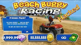 BEACH BUGGY Racing - Unlimited COINS & GEMS HACK - 2017