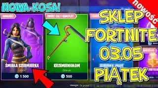 FORTNITE 03.05 STORE-NEW SKIN and New KOSA, Krzemieniry, bold fencing, perpetual dabing