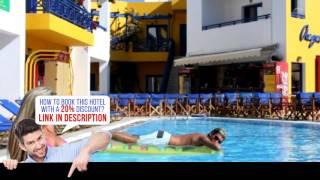 Aegean Sky Hotel-Suites, Malia, Greece,  HD Review