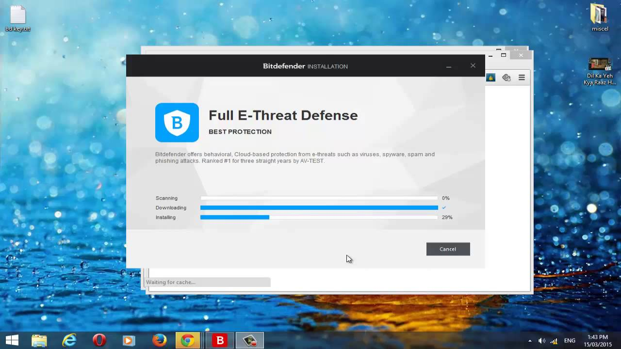 bitdefender free download full version 2015 with key