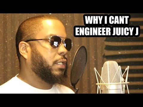 WHY I CANT ENGINEER JUICY J (2018)