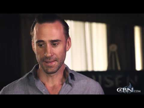 Joseph Fiennes Moved by