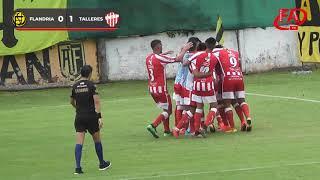FATV 19/20 Fecha 4 - Torneo Clausura - Flandria 3 - Talleres 1