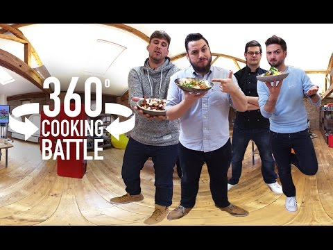 360° ULTIMATE COOKING BATTLE
