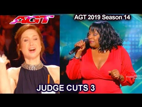 Golden Buzzer: Emanne Beasha Earns The Golden Buzzer From Jay Leno! - America's Got Talent 2019 from YouTube · Duration:  4 minutes 20 seconds