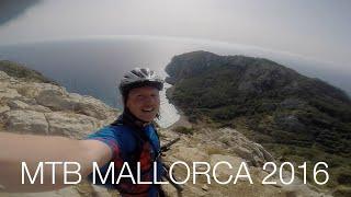 Mountainbike på Mallorca / Alcudia MTB (dansk vlog)