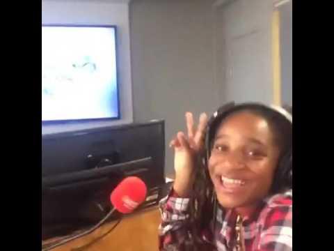 Sheryl isako en direct de la radio Arabel
