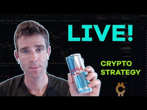 LIVE: Bitcoin Pushing For A New All Time High, LISK, Ripple,